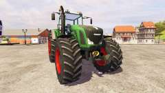 Fendt 936 Vario [ploughing spec]