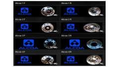 Wheels Alcoa