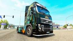The World of Warcraft skin for Volvo truck