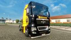 BvB skin for MAN trucks