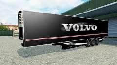 The Semi-Trailer Volvo