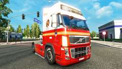 99 FDNY skin for Volvo truck