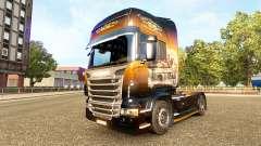 Jack Daniels skin for Scania truck