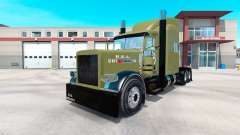 USA Army skin for Peterbilt 389 truck