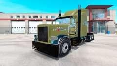 USA Army skin for Peterbilt 389 truck