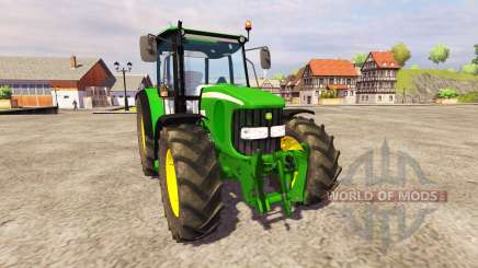 John Deere 5100R for Farming Simulator 2013