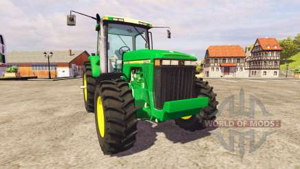 John Deere 8400 for Farming Simulator 2013