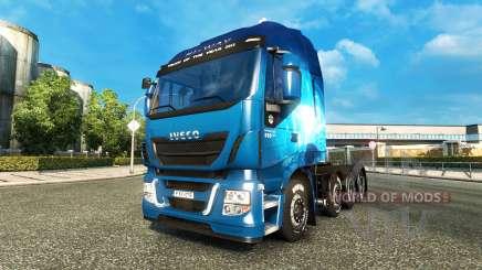 Iveco Stralis 560 Hi-Way 8X4 v1.0 for Euro Truck Simulator 2