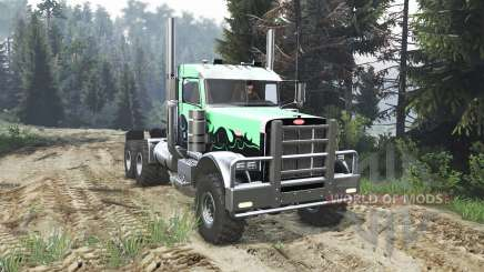 Peterbilt 379 [25.12.15] for Spin Tires