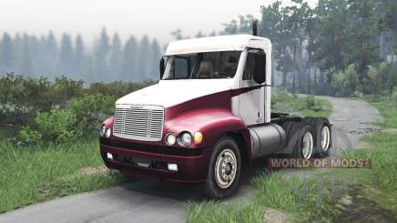 Freightliner Century Class Day Cab [25.12.15] for Spin Tires
