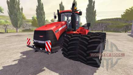 Case IH Steiger 500EP Terra XXL v3.0 for Farming Simulator 2013