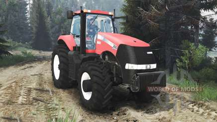 Case IH Magnum CVT 380 [25.12.15] for Spin Tires