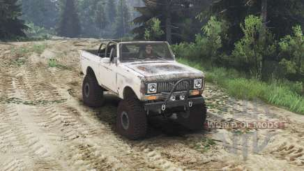 International Scout II 1977 [25.12.15] for Spin Tires