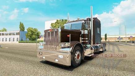 Peterbilt 389 v2.0 for Euro Truck Simulator 2