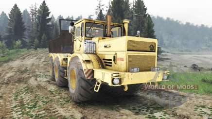 K-700 kirovec 6x6 [03.03.16] for Spin Tires