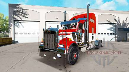Kenworth W900 for American Truck Simulator
