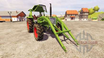 Fendt Favorit 4S FL v2.1 for Farming Simulator 2013