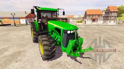 John Deere 8220 for Farming Simulator 2013