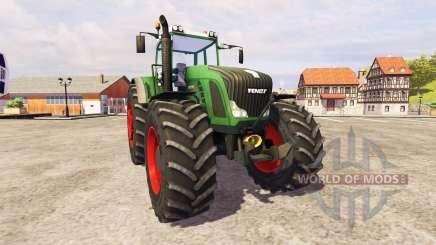 Fendt 936 Vario [ploughing spec] for Farming Simulator 2013