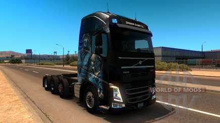 Volvo FH 2013 for American Truck Simulator