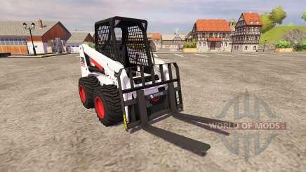 Bobcat S160 for Farming Simulator 2013