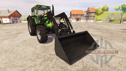 Deutz-Fahr DX 90 FL v2.0 for Farming Simulator 2013