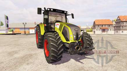CLAAS Axion 850 v1.0 for Farming Simulator 2013