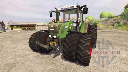 Fendt 312 Vario TMS v2.0 [red] for Farming Simulator 2013