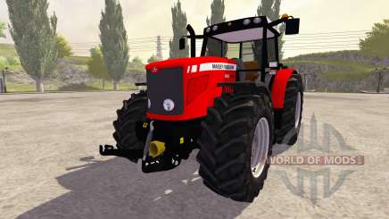 Massey Ferguson 6480 v1.0 for Farming Simulator 2013