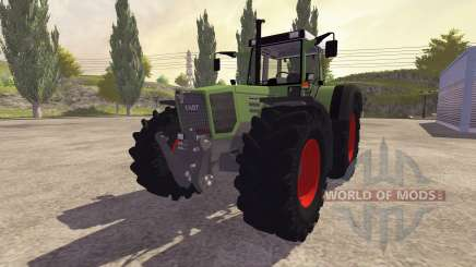 Fendt Favorit 824 Turbo for Farming Simulator 2013