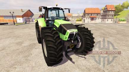 Deutz-Fahr Agrotron X 720 v3.1 for Farming Simulator 2013