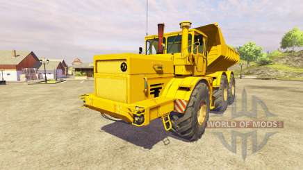 K-701 kirovec [dump truck] for Farming Simulator 2013