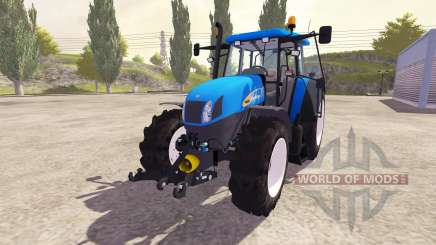 New Holland T5050 v2.0 for Farming Simulator 2013