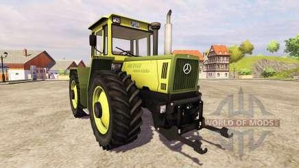 Mercedes-Benz Trac 1600 Turbo v2.0 for Farming Simulator 2013