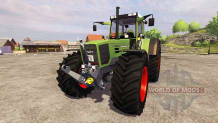 Fendt Favorit 824 v2.0 for Farming Simulator 2013