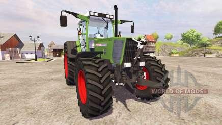 Fendt Favorit 818 Turbomatic v1.1 for Farming Simulator 2013