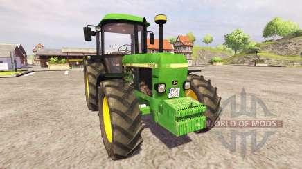 John Deere 3650 for Farming Simulator 2013