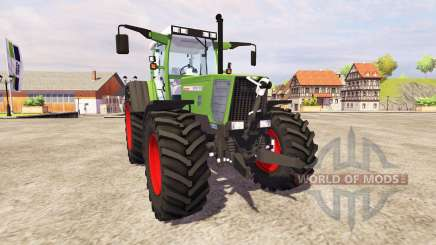 Fendt Favorit 818 Turbomatic v0.9 for Farming Simulator 2013