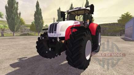 Steyr CVT 6230 for Farming Simulator 2013