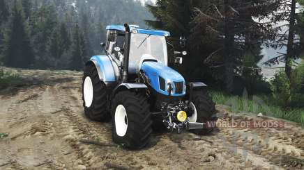 New Holland T6.160 FL [25.12.15] for Spin Tires