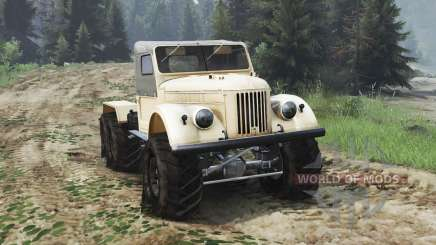 UAZ-456 6x6 [03.03.16] for Spin Tires