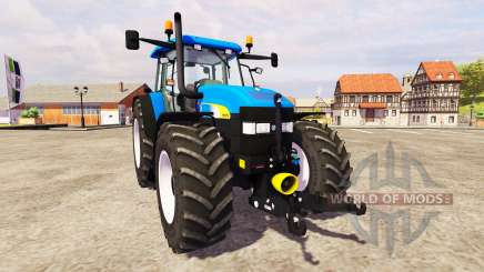 New Holland TM 175 v2.0 for Farming Simulator 2013