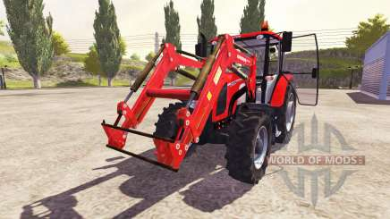 Zetor Proxima 100 v2.0 for Farming Simulator 2013