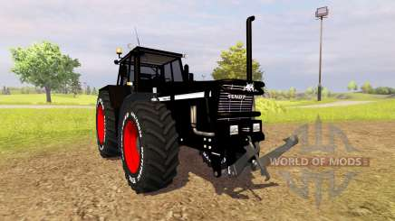 Fendt Favorit 622 LS [black bull] for Farming Simulator 2013