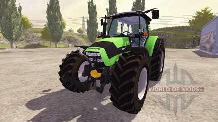 Deutz-Fahr Agrotron 420 for Farming Simulator 2013