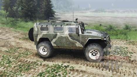 GAZ-2975 Tiger [03.03.16] for Spin Tires