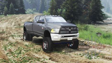 Dodge Ram 5500 dually 2012 [03.03.16] for Spin Tires