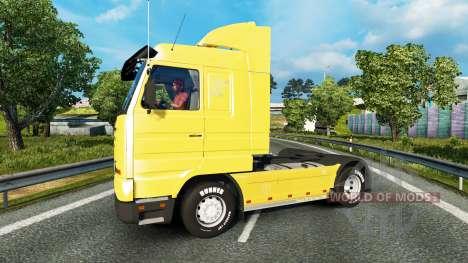 Scania 143M v2.0 for Euro Truck Simulator 2