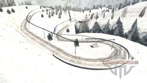 Alpine Rally for BeamNG Drive