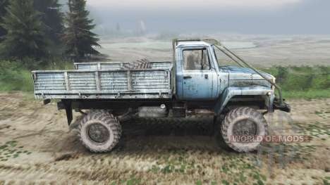 GAZ-3308 [03.03.16] for Spin Tires